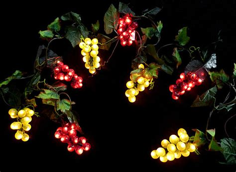 grape cluster string lights grape lights 28 images wine grape lights the green