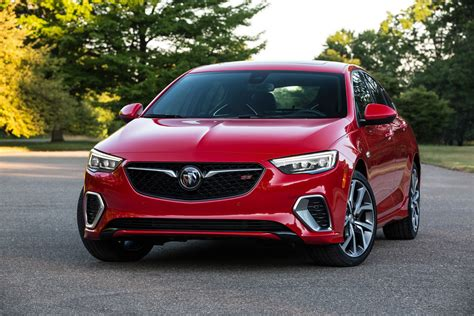 2018 Buick Regal Gs by New 2018 Buick Regal Gs Packs More Power Better Than