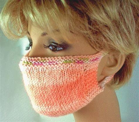 how to knit a mask knitting pattern surgical mask pattern pdf by stellasknits