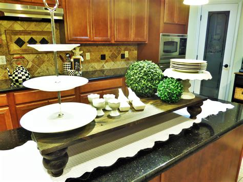 buffet table risers the look for less diy tabletop buffet riser be my