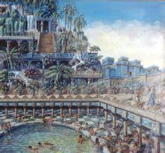 Der Garten Ischtar Kunst by H 228 Ngende G 228 Rten Der Semiramis In Babylon Suche