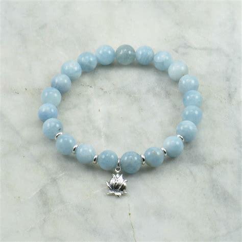 what is a bead mala bead bracelet 21 aquamarine mala