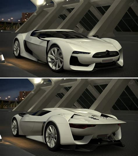 Citroen Gt Price by Citroen Gt By Citroen Concept 08 By Gt6 Garage On Deviantart
