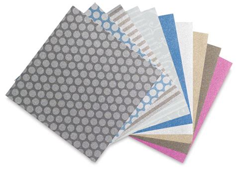 glitter paper craft american crafts pow glitter paper blick materials