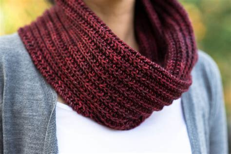 free cowl knitting patterns knitting the barbara cowl free pattern shannon