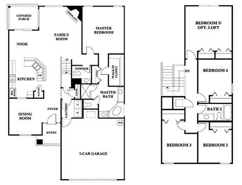 Five Bedroom House Plans glen st johns community in jacksonville florida