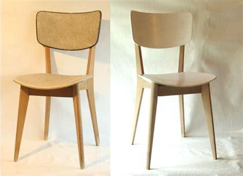 comment r 233 nover une chaise 224 repas vintage bricobistro