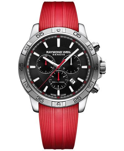 changeable rubber sts raymond weil watches stylish daily
