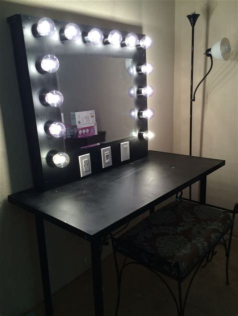 desk with light 25 best ideas about vanity with mirror on