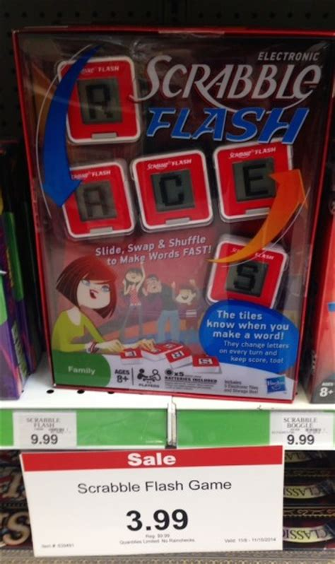 flash scrabble scrabble flash deal at toys r us pay just 99 162