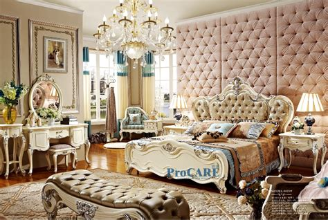 luxury bedroom sets furniture 2016 new arrival top quality classic luxury bedroom