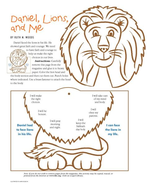 daniel and the lions den crafts for 25 best ideas about daniel bible crafts on