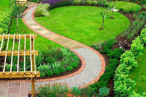 garden design layouts naturalgreen dise 241 o de jardines