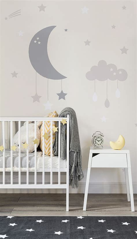 baby wall mural nursery wallpaper ideas for your new baby murals