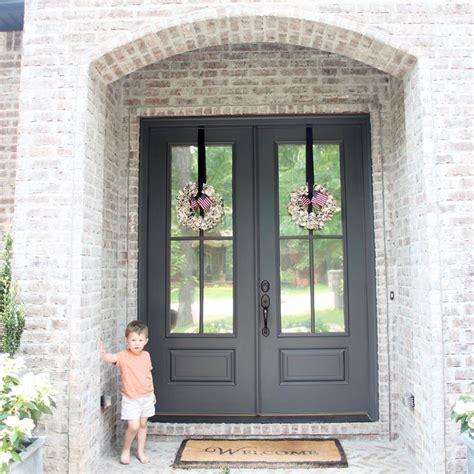colors to paint front door best 25 front door paint colors ideas on