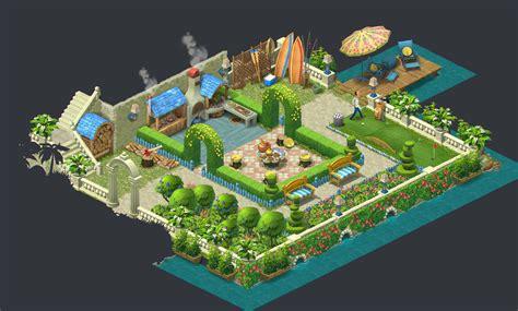 Gardenscapes New Acres Areas Artstation Gardenscapes New Acres Artdump Ilya