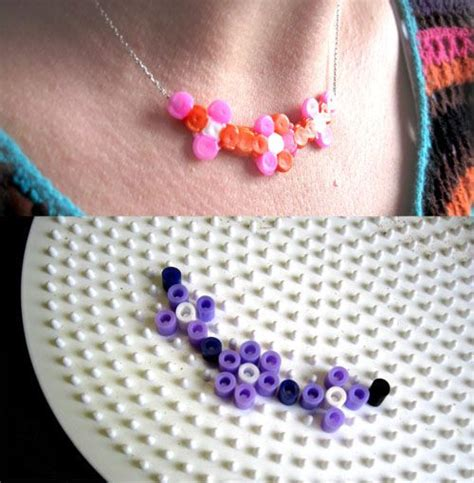 perler bead jewelry patterns 298 best images about hama on perler