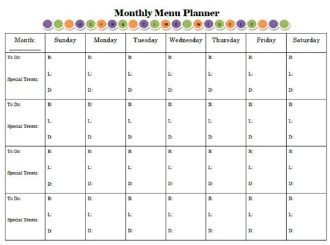 menu planning archives using time wisely
