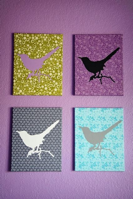 decoupage fabric on canvas 1000 ideas about decoupage canvas on