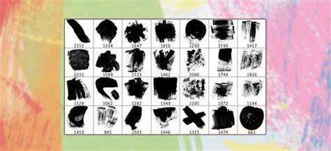 acrylic paint brushes photoshop 500 free paint brushes for photoshop best design options