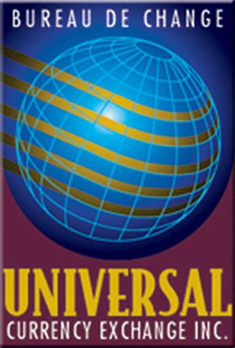 bureau de change universal currency exchange