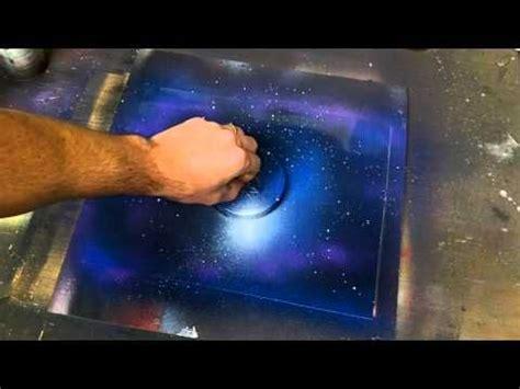 spray paint tutorial space de 25 bedste id 233 er inden for spray paint p 229
