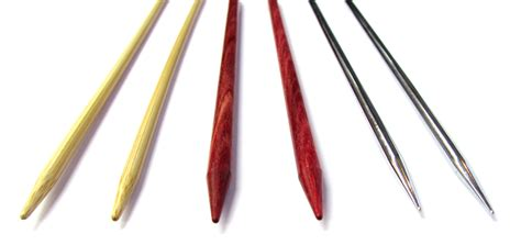 knitting needles 9 knitting needle materials how to a favorite