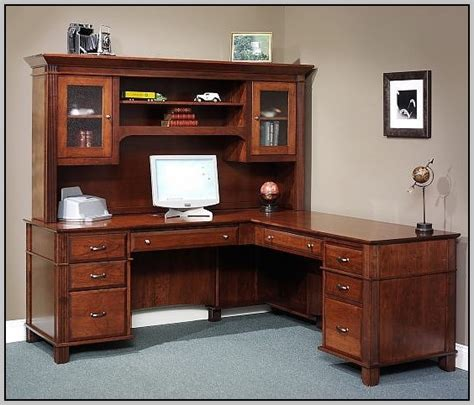 office depot l shaped desk with hutch black l shaped desk office depot desk home design