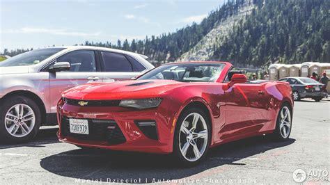 2016 Camaro Convertible Ss by Chevrolet Camaro Ss Convertible 2016 7 September 2016