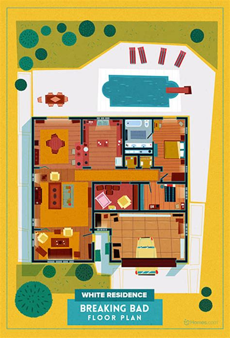 floor plans of tv show houses home floor plans of tv shows 1 fubiz media