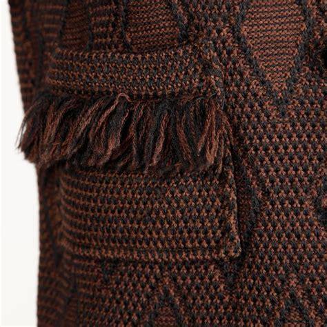 italian knitting wool 1970s goldworm vintage brown black knit italian wool