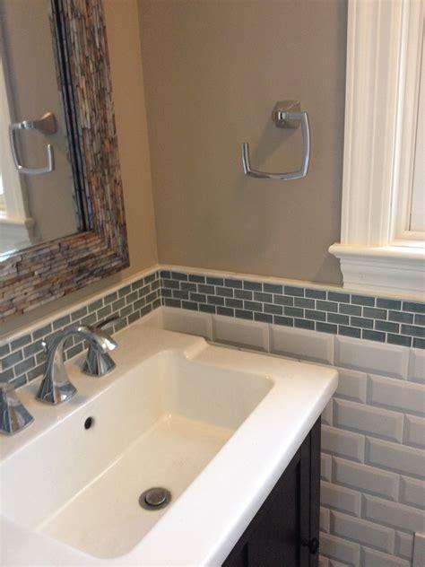 bathroom backsplash tile 1x2 mini glass subway tile subway tile outlet