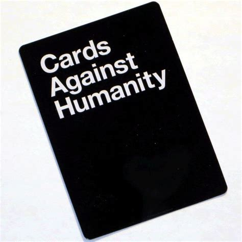 how to make cards against humanity cards against humanity fifth 5th expansion 112 card