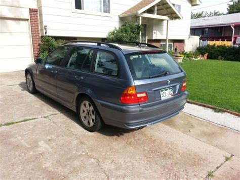 2000 Bmw 323i Wagon by Purchase Used 2000 Bmw 323i Base Wagon 4 Door 2 5l In