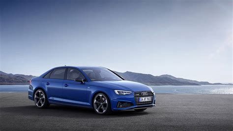 Audi Europe by 2019 Audi A4 Sedan Avant Unveiled In Europe With Discreet