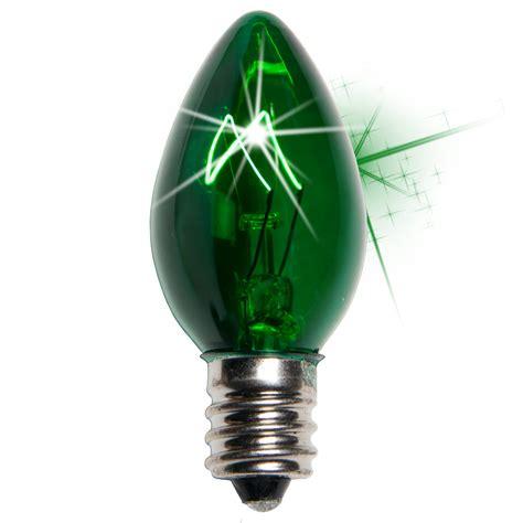 twinkle lights in bulk c7 light bulb c7 twinkle green light