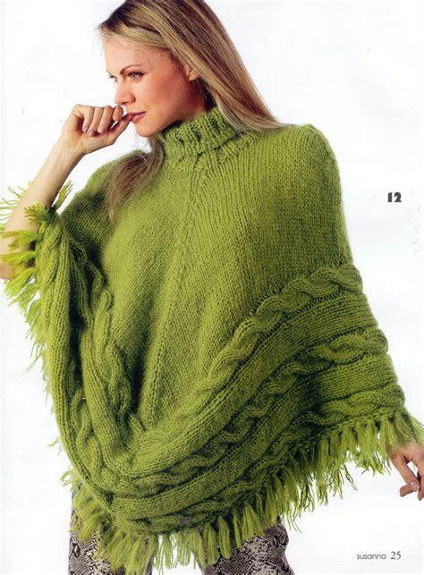 free poncho knitting patterns poncho pattern