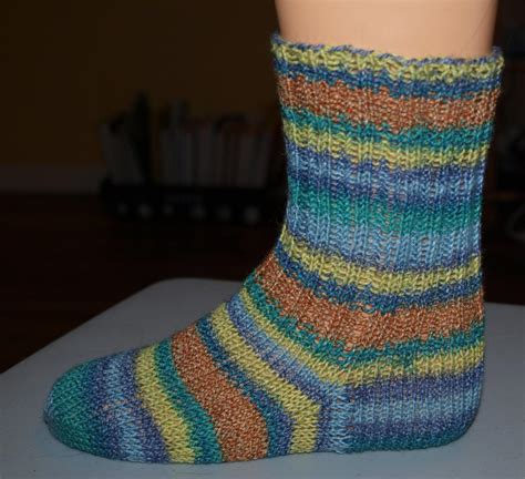 easy knit sock pattern socks knit easy by nickysyarnbarn knitting pattern
