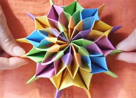 new years origami celebrate new year s with origami fireworks craftfoxes