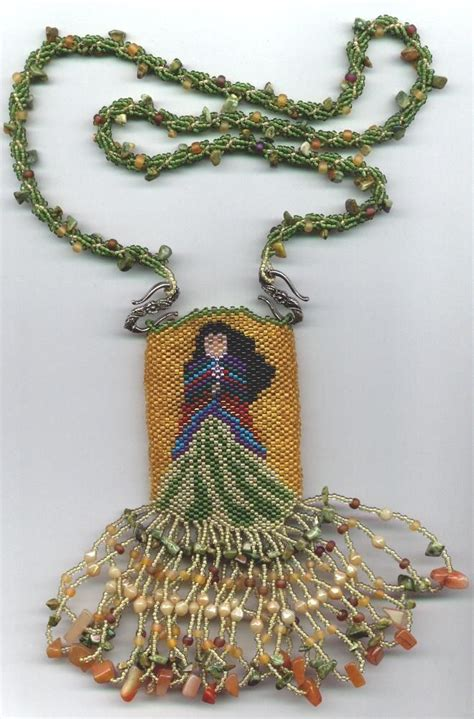 beaded amulet 17 best images about beaded amulet bags on