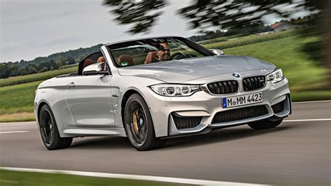 M4 Bmw Convertible by Drive Bmw M4 Convertible Top Gear