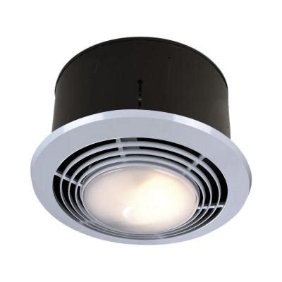 bathroom exhaust fan with light and heater 70 cfm ceiling exhaust fan with light and heater 9093wh