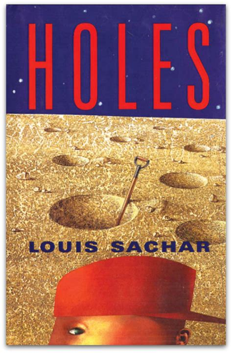 pictures of holes the book featured book holes by louis sachar parkland players