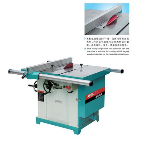 woodwork machines china woodworking machine shaft tilting circular saw
