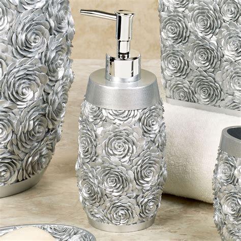 silver bathroom accessories sets silver bathroom accessories silver bath accessories