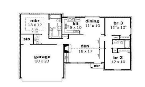 simple 3 bedroom house plans simple small house floor plans 3 bedroom simple small house design 3 bedroom cottage plans