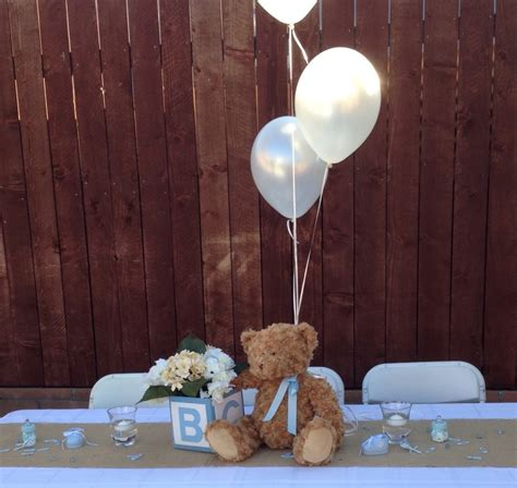teddy centerpieces for baby shower best 25 teddy centerpieces ideas on