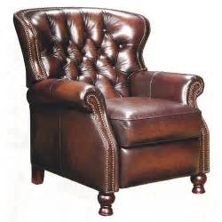 leather wingback recliner leather wingback recliner chairs