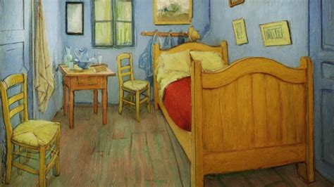 the bedroom gogh vincent gogh s quot bedroom in arles quot