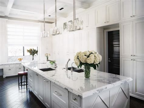 white kitchen cabinets with island country kitchen islands pictures ideas tips from hgtv